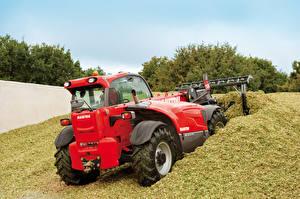 Картинка Трактор Вид Красный 2012-16 Manitou MLT 840-137 PS