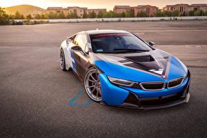 Картинка БМВ Стайлинг 2016 Vorsteiner BMW i8 VR-E