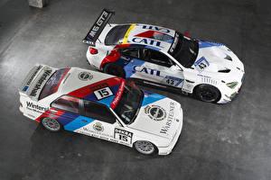 Фотографии BMW Стайлинг Вдвоем Сверху M6 E30