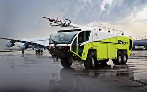 Картинка Пожарный автомобиль 2010-17 Oshkosh Striker 3000