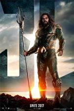 Фотографии Мужчины Justice League 2017, Arthur Curry, Aquaman, Jason Momoa Фильмы