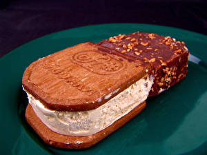 Картинка Сладости Мороженое Шоколад Пища