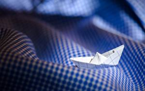 Обои Оригами Бумага paper boot