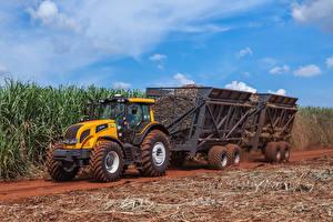 Картинка Сельскохозяйственная техника Трактор 2013-17 Valtra BH200