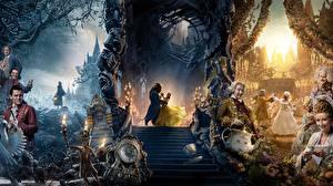 Фото Красавица и чудовище Лестница