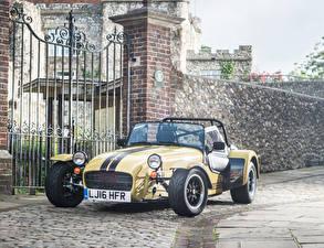 Картинки Caterham 7 2015-16 Seven 420 R Автомобили