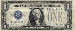 Картинка Доллары Банкноты 1 Washington You