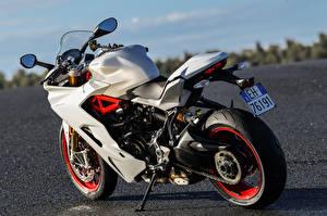Картинки Дукати 2017 SuperSport S Мотоциклы