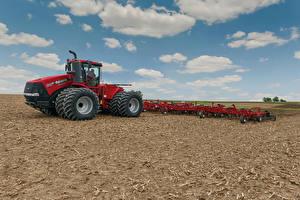 Фото Поля Сельскохозяйственная техника Трактор 2013-17 Case IH Steiger 620 HD