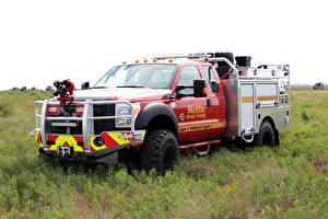 Фотография Пожарный автомобиль Skeeter Rescue-Side Type 5 Brush Truck Авто