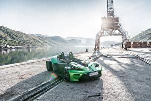 Фото КТМ Асфальт Зеленый 2016 X-Bow R Авто
