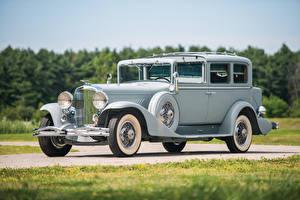 Обои Винтаж Серый Металлик 1932 Duesenberg J 497-2514 Town Car Limousine LWB by Kirchhoff Авто