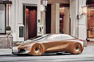 Фотография BMW Concept Vision Next 100 Автомобили