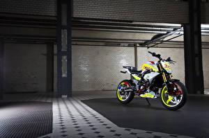 Картинка БМВ 2015 Concept Stunt G 310