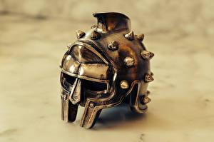 Картинка Крупным планом Шлем Сувенир