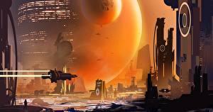 Картинки Фантастический мир Фантастика