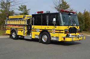 Картинка Пожарный автомобиль Желтый 2014-17 Ferrara Ignitor