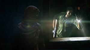 Фотография Мужчины Uncharted: The Lost Legacy Хиджаб