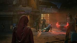 Фото Мужчины Uncharted: The Lost Legacy Хиджаб