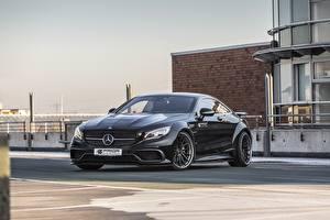 Обои Mercedes-Benz Черный C217 PD990SC Prior-Design