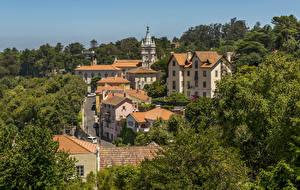 Картинка Португалия Дома Sintra Lisbon
