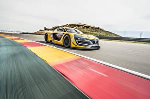 Фотографии Renault Движение 2014 RS 01 Sport автомобиль