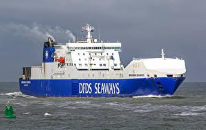 Фотография Корабли Море dfds seaways
