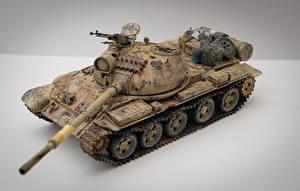 Картинка Танки Игрушки Русские T-62 Iraqi