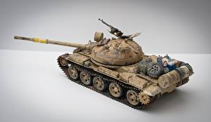 Картинка Танки Игрушки Российские T-62 Iraqi