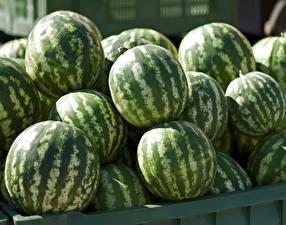 Картинки Арбузы Продукты питания