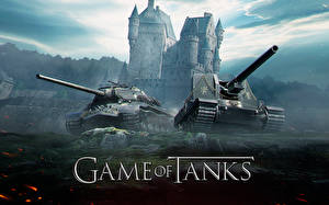 Фотографии World of Tanks Танки САУ Game of Tanks компьютерная игра Юмор