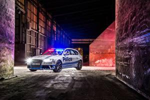 Фотография Ауди Полицейские Универсал RS 4 Avant 2015 машины
