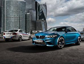 Фотографии BMW Купе F87 Автомобили