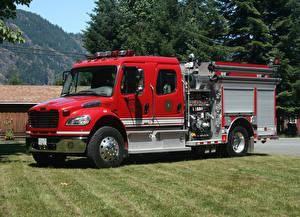 Фото Пожарный автомобиль 2007 Freightliner Business Class M2 106 Rosenbauer Fire Engine