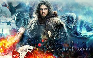 Фото Игра престолов (телесериал) Мужчины season 7 Kit Harington, Jon Snow Фильмы