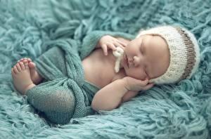 Фотография Младенцы Сон Дети