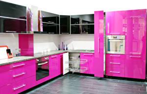 Обои Интерьер Дизайн Кухня Животные картинки
