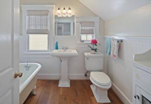 Картинки Интерьер Дизайн Туалета Лампа Окно