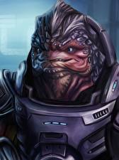 Фото Mass Effect Инопланетяне Krogan, Grunt Фэнтези