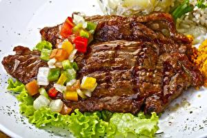 Фото Мясные продукты Овощи
