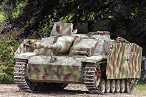 Фотография САУ Немецкий StuG III Ausf. G