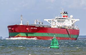 Фотография Корабли Море Танкер SKS DRIVE