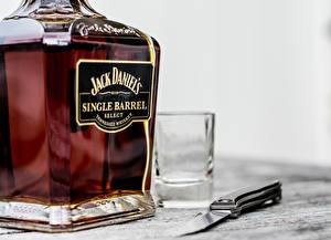 Картинка Виски Джек дэниэлс Бутылка