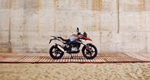Картинка BMW Сбоку 2017 G 310 GS Мотоциклы