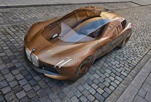 Фото BMW Concept Vision Next 100 Машины