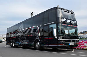 Картинка Автобус Черный