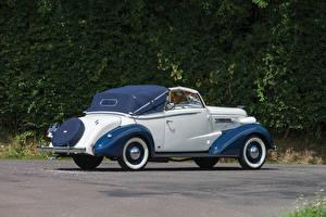 Картинки Chevrolet Старинные Кабриолет 1937 Master Cabriolet by Duval