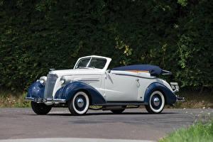 Фотографии Шевроле Винтаж Кабриолет 1937 Master Cabriolet by Duval