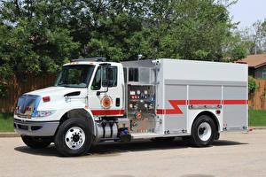 Картинка Пожарный автомобиль 2016 International DuraStar 4400 Crusader Side Control Авто