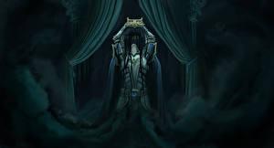 Фотография Иллюстрации к книгам Воители Доспехи Ursula K. Le Guin, Darkness Box